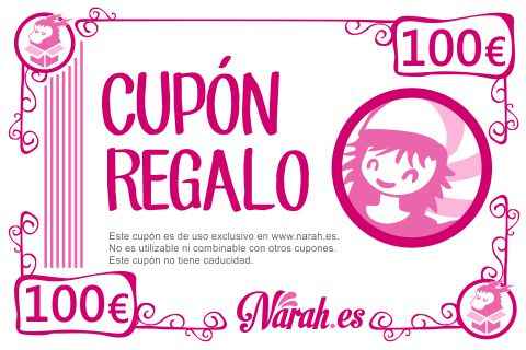 cupon regalo 100€