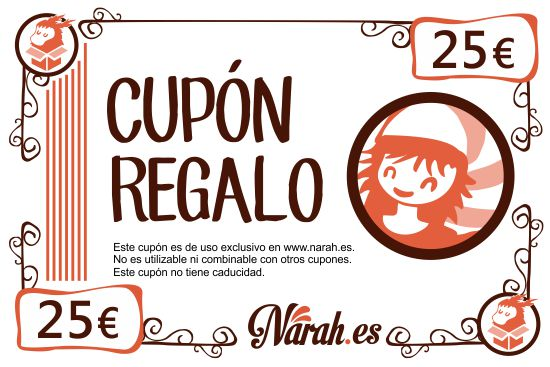 cupon regalo 25€