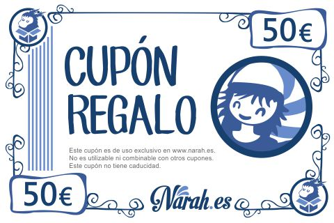 cupon regalo 50€