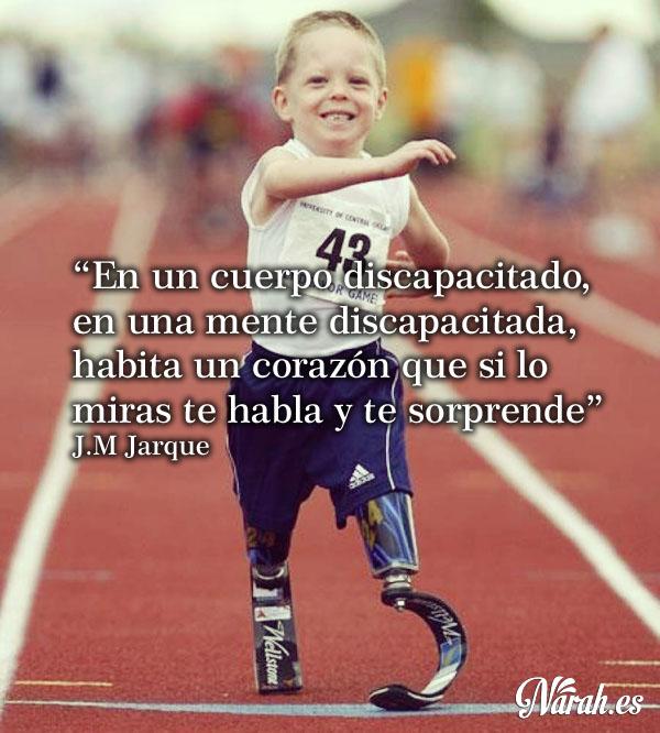 dia internacional de los discapacitados narah