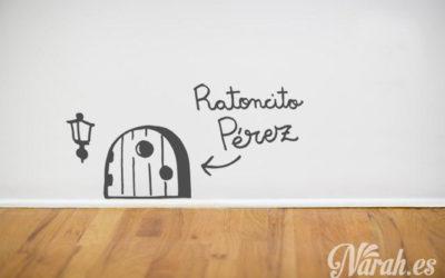 Aquí vive el Ratoncito Pérez