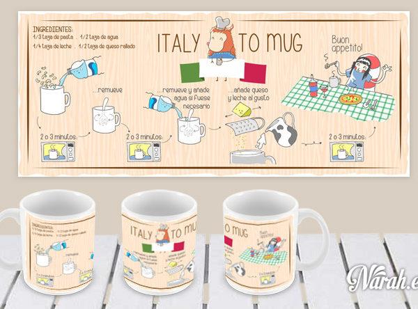 taza italy to mug