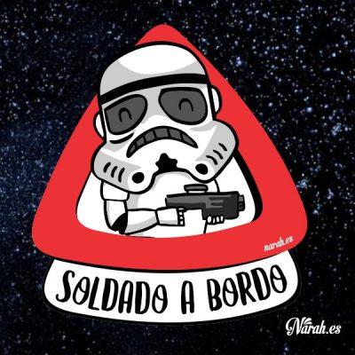 soldado imperial a bordo narah